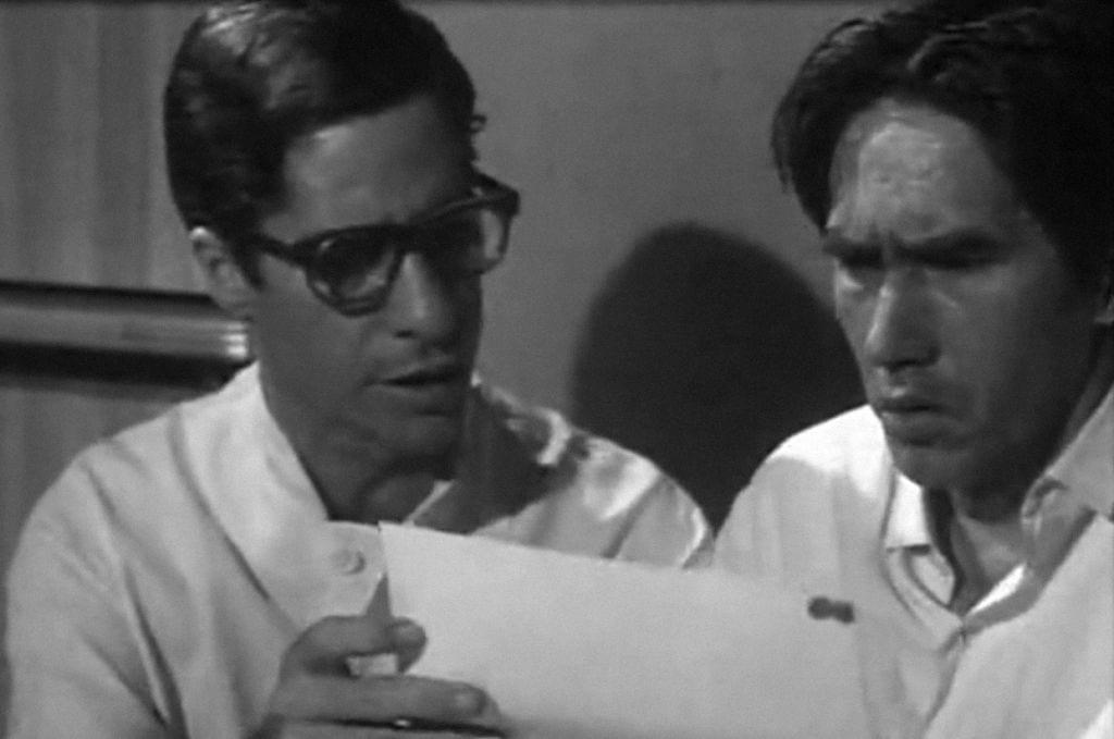 """""""La muerte de un burócrata"""", de Tomás Gutiérrez Alea, 1966"""
