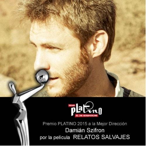 PREMIOS PLATINO 2015-DIRECCION