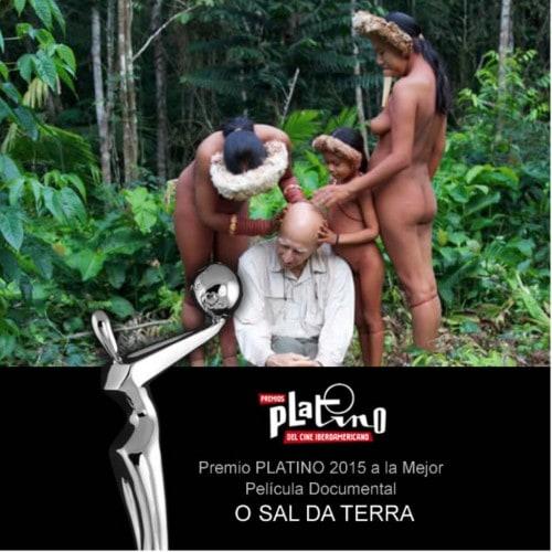 PREMIOS PLATINO 2015-DOCUMENTAL