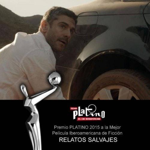 PREMIOS PLATINO 2015-PELICULA