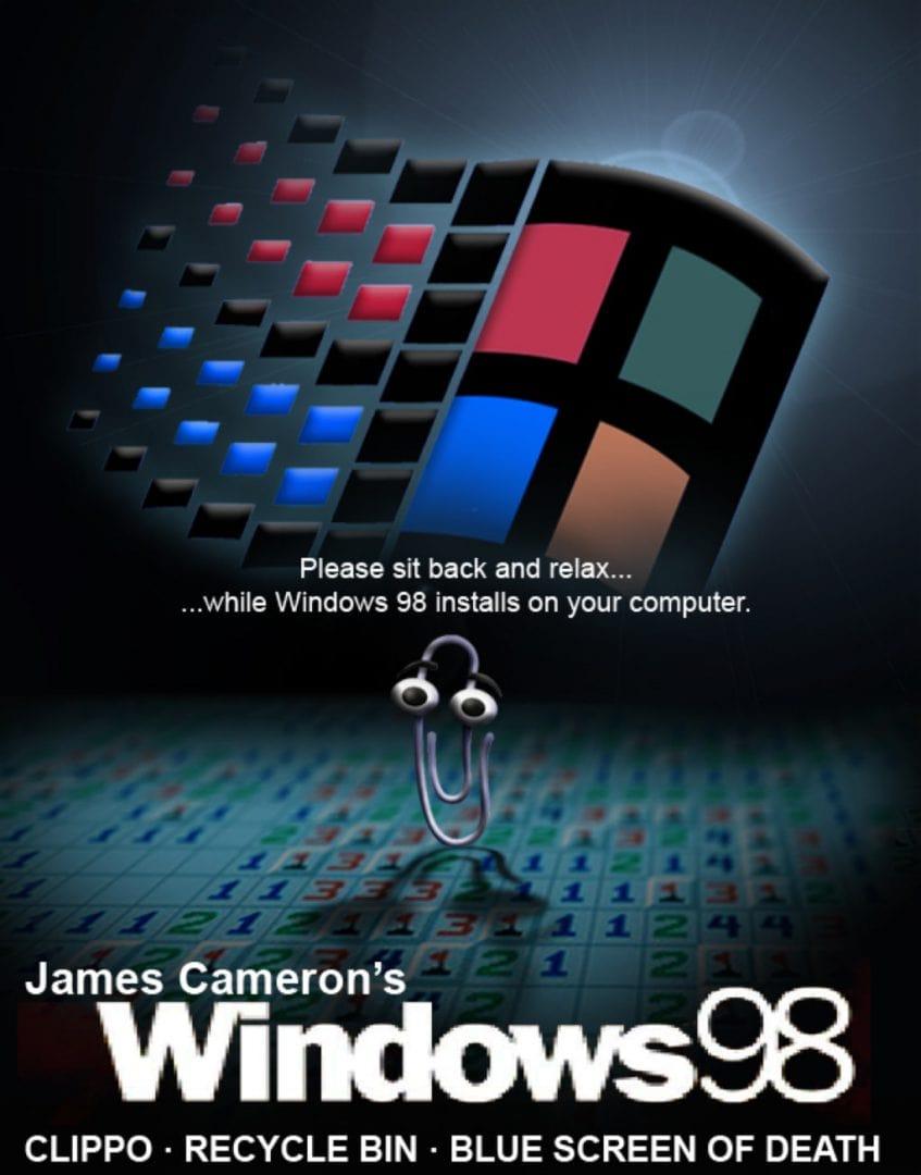 jamescameronswindows98