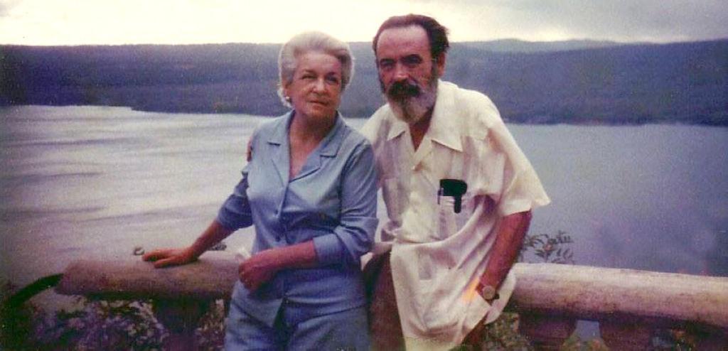 Bella y Eliseo papá
