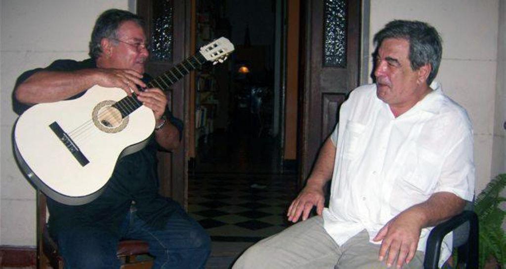 Lichi y Jose María