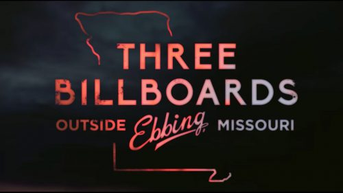 BAFTA 2018 -Three Billboards Missouri