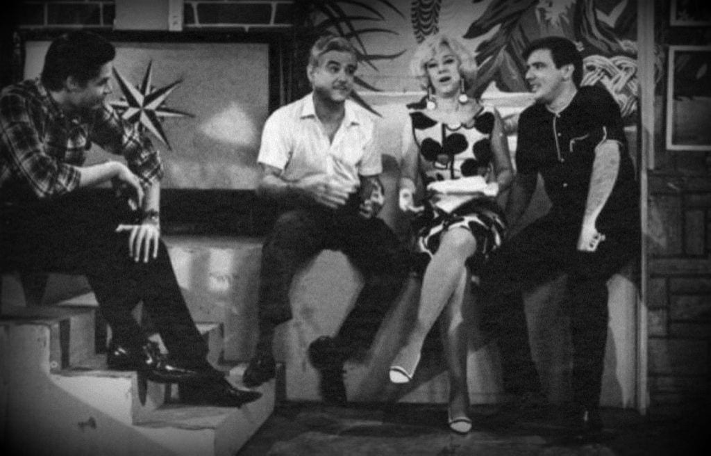 Rosa Fornes, Armando Bianchi y Meme Solis
