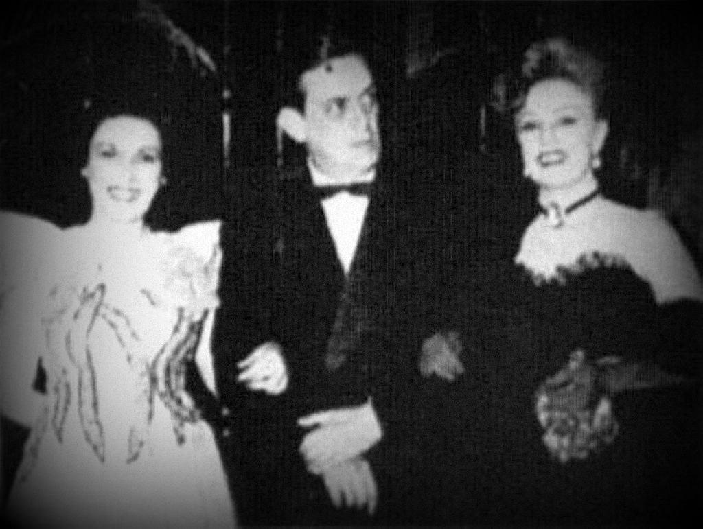 Rosa Fornes y Ernesto Lecuona