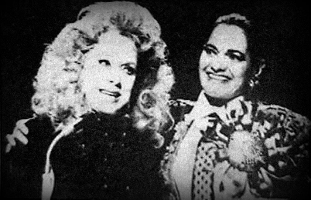 Rosa Fornes y Annis Linares