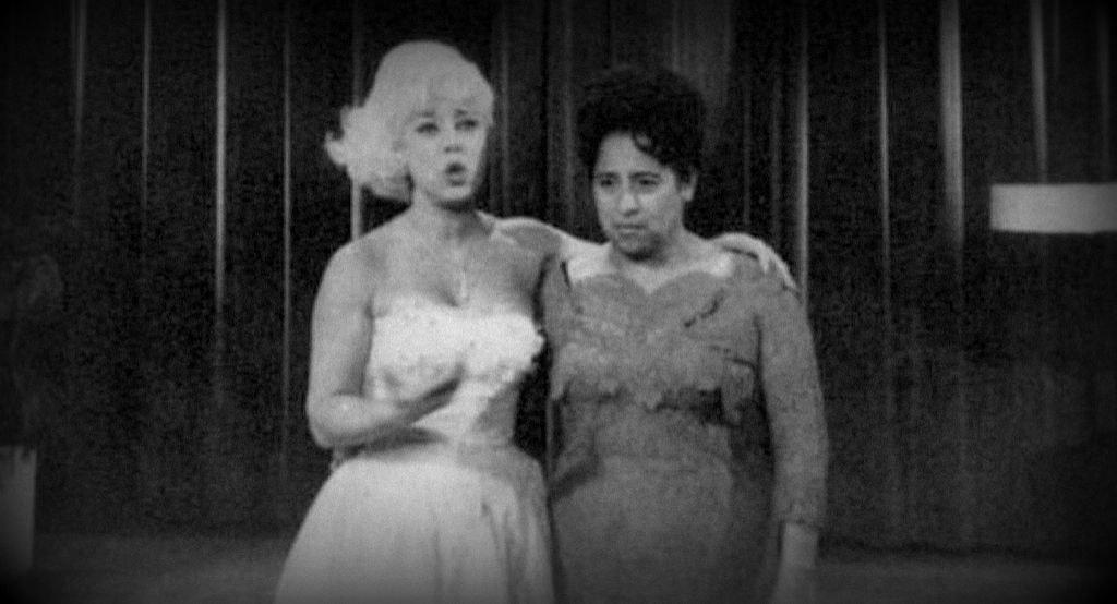 Rosa Fornes y Tania Castellanos