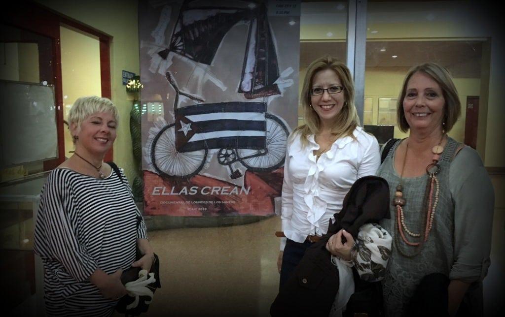 Lourdes de los Santos - Ellas crean - Liudmila Quincoses